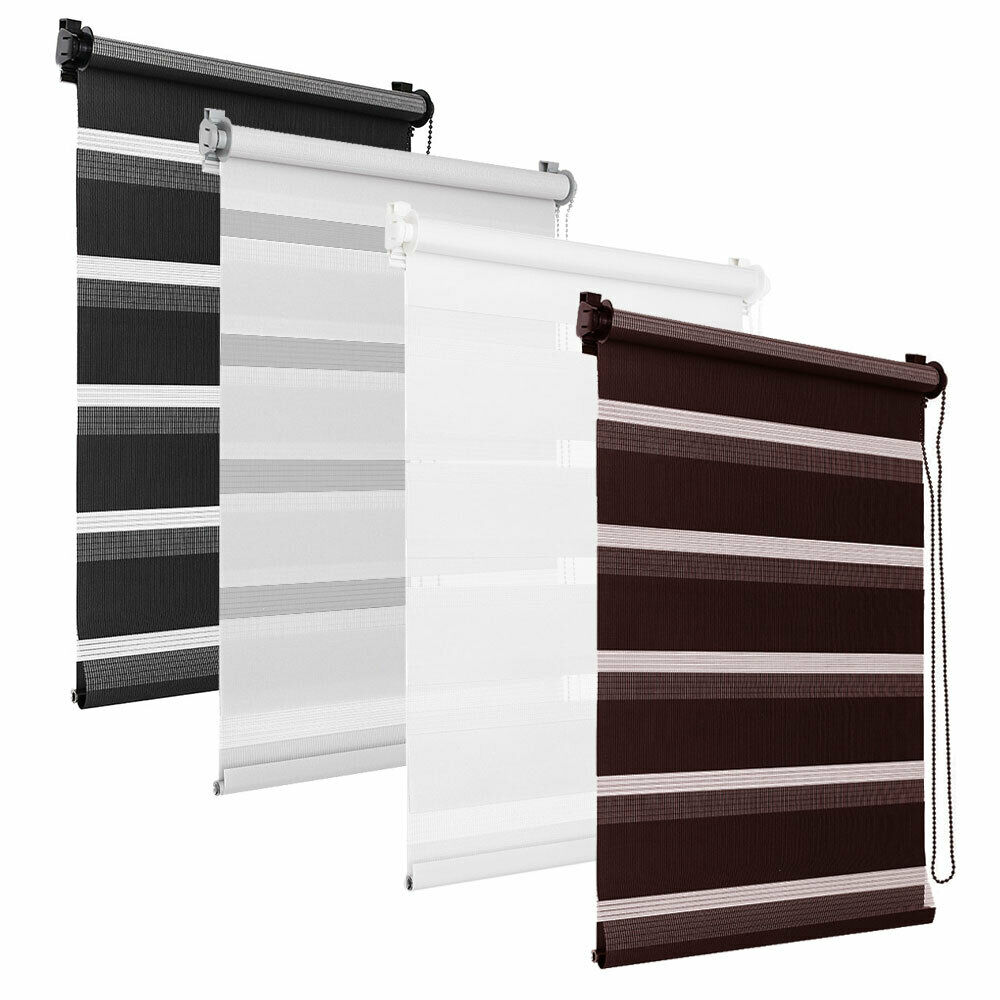 Day And Night Zebra Vision Window Premium Roller Blinds