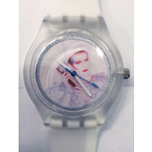 David Bowie Ashes to Ashes  - Retro 80s designer watch