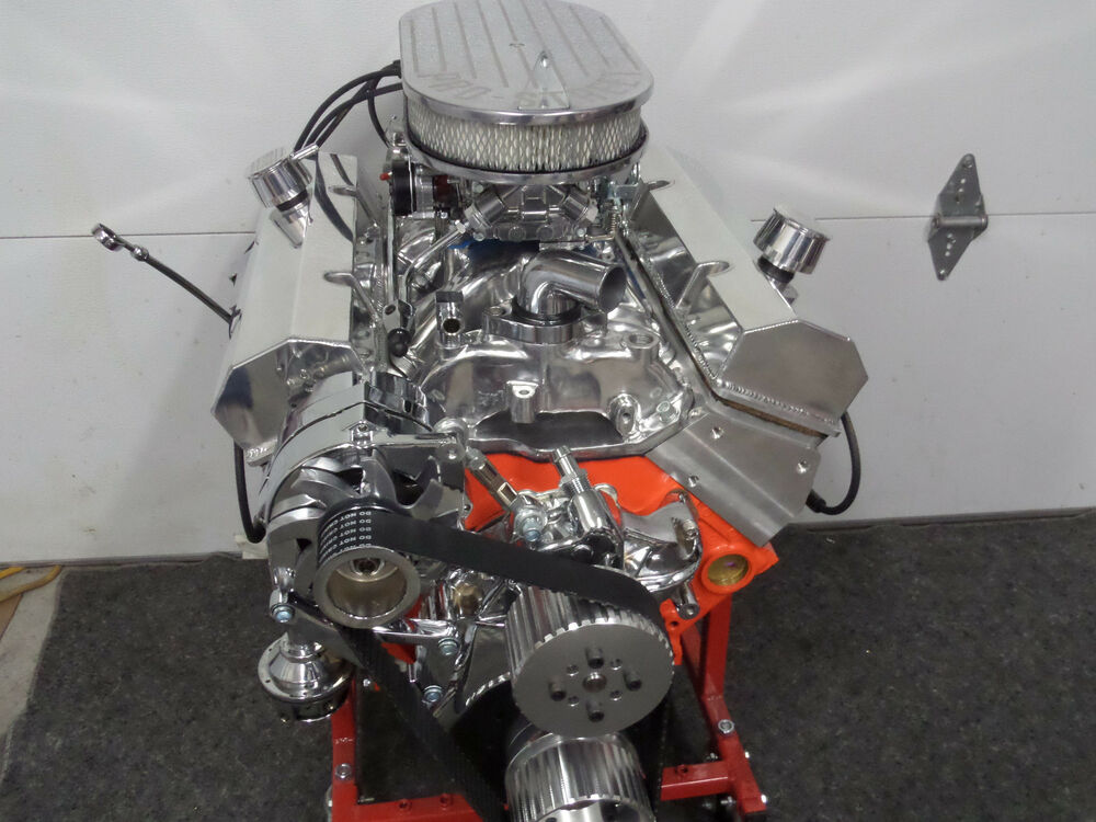 S L on Motor Crate Engines Chevy