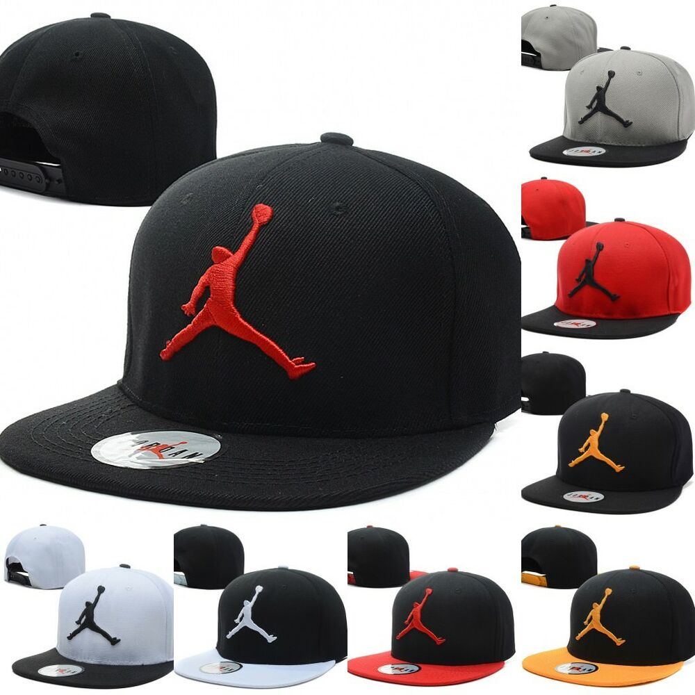 8250cb5e6e7 Details about New Men s Hip-Hop Bboy Hat Adjustable Baseball Cap JORDAN  Cool Snapback Hats