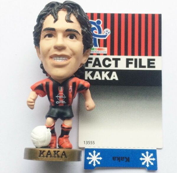 KAKA AC Milan Home Corinthian ProStars Retail Gold Base Loose/Card PR036