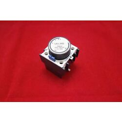 1PC LA3-DR2 OFF Delay timer 0.1-30S use to LC1-D AC Contactor