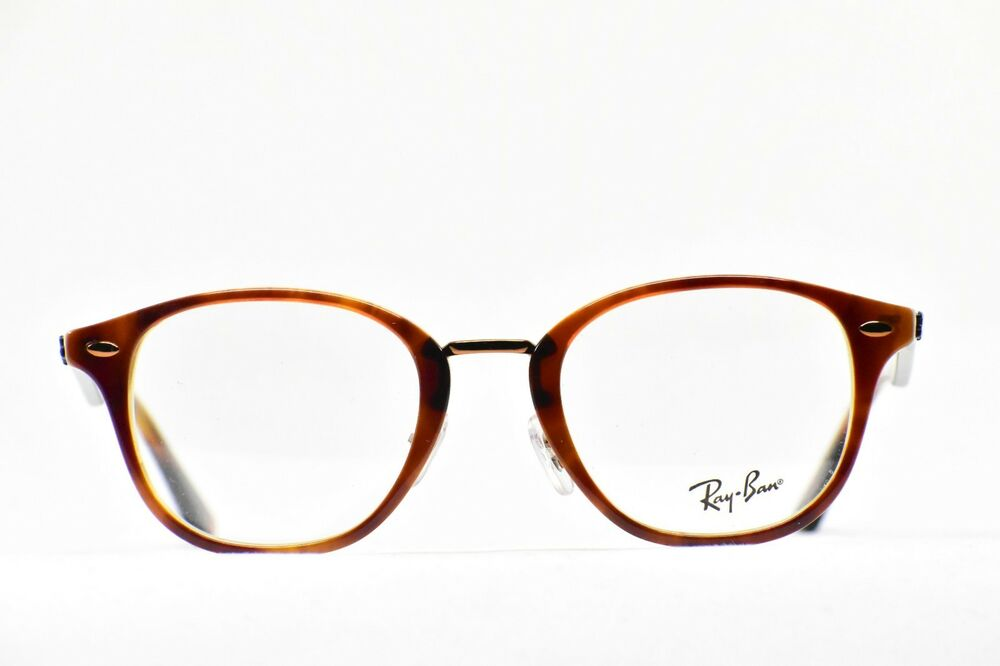 705e39641a Ray Ban RB5355 5677 Havana White Marble New Authentic 48