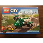 LEGO CITY 60101 Airport Cargo Plane New