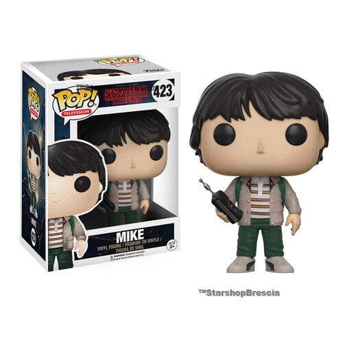 POP! Television #423 - Stranger Things - Mike Vinyl Figure Funko