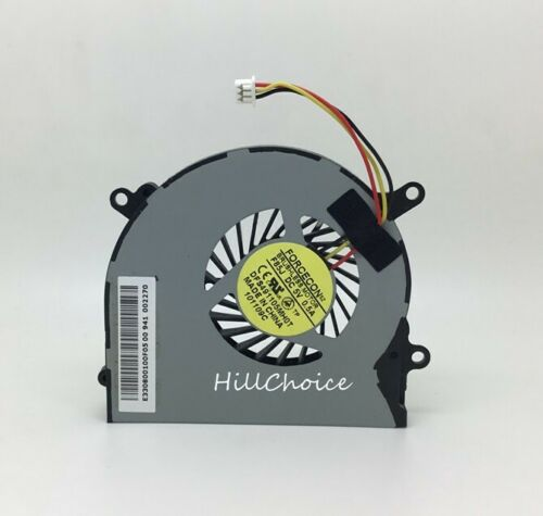 CPU Cooling Fan For CLEVO 7872 C4500 Laptop AB6605HX-J03 CWC45X 6-31-W25HS-100