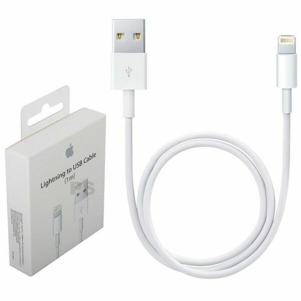 Cable Cargador y datos para iPhone X 8 7 5S 5C 6 SE 6S Plus usb cable original