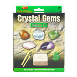 World of Science  Crystal Gems Digging Kit  Birthday Present Gift Idea Education