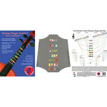 FREE 4/4 GUIDE  SPECIAL - LEARN HOW TO PLAY VIOLIN SONGBOOK, POSTER & GUIDE