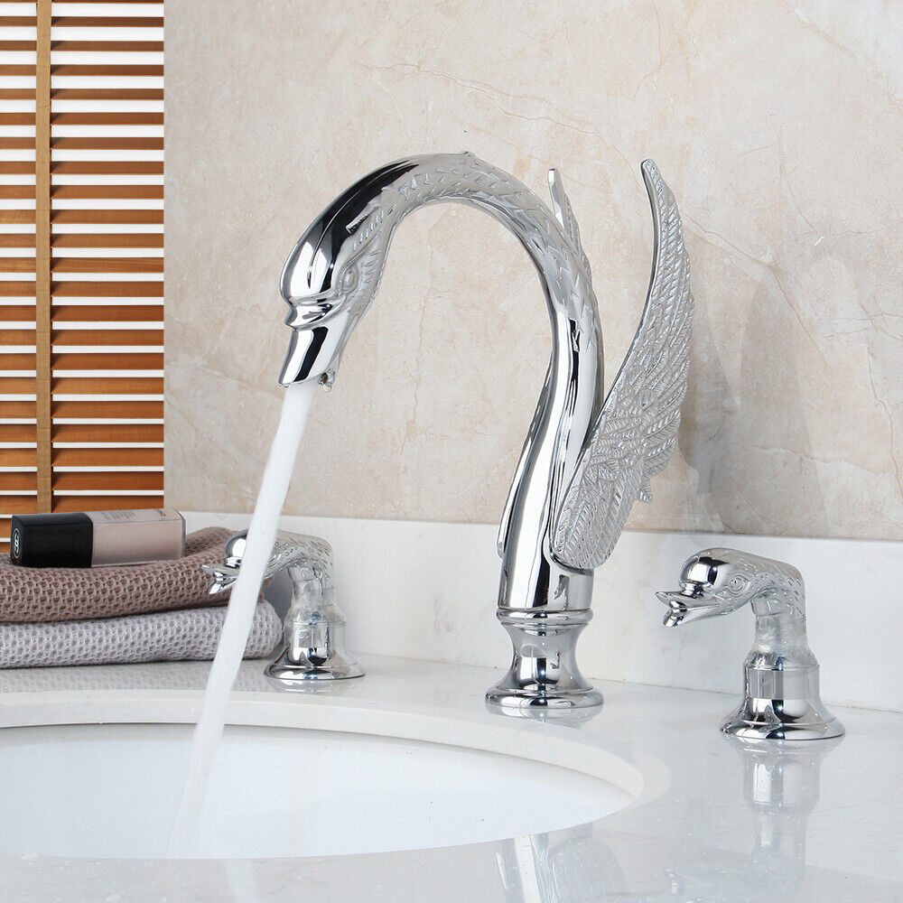 Oval Tempered Glass Vessel Bathroom Sink&Waterfall Faucet Pop Up ...