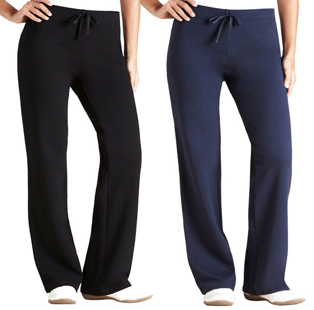 Marks & Spencer Womens Cotton Jogging Bottoms Lounge Pants New M&S ...