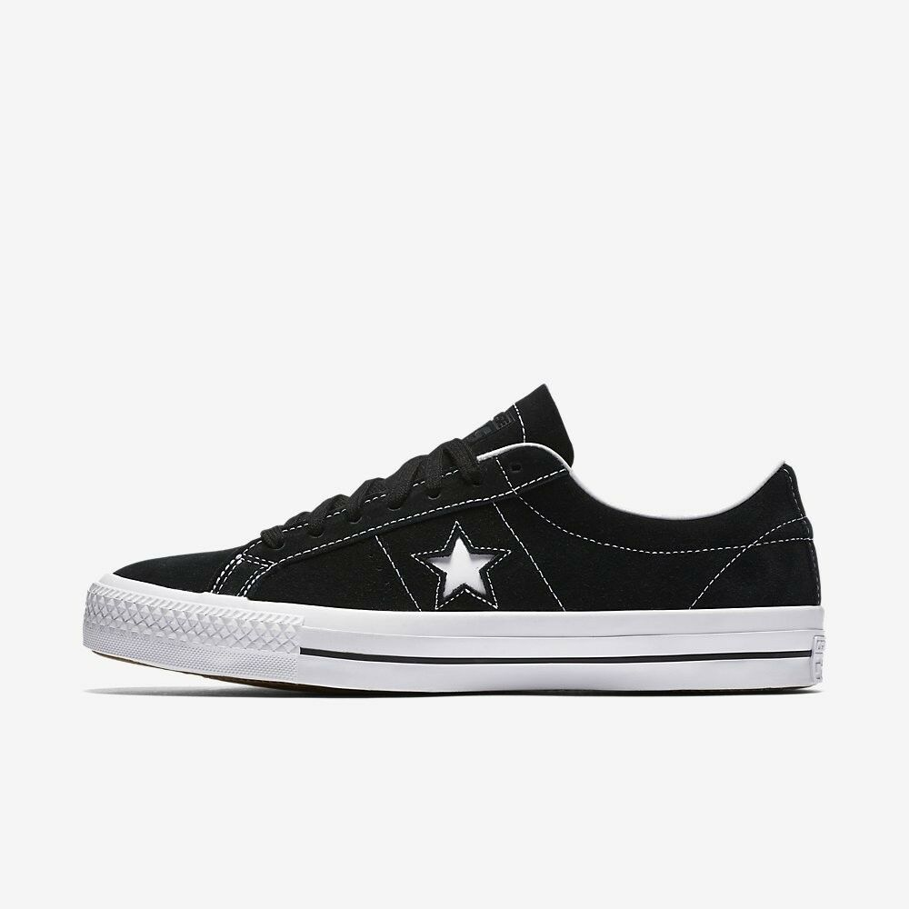 3ba5ae21a75 Details about Men s Converse CONS One Star Pro Low Top Skate Shoes