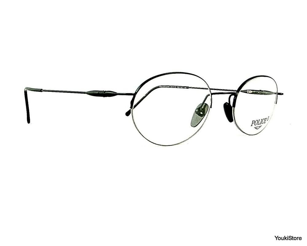 Police Occhiali Da Vista Mod 2385 49 18 Col 531 Eyeglasses Made In Italy Ce New