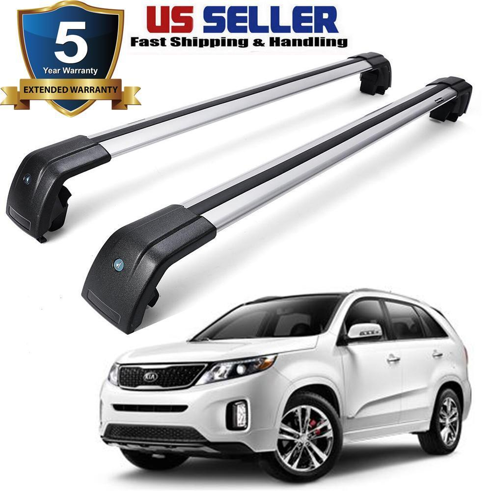 Top Roof Rack Cross Bar Rail Luggage Carrier For 2015 2016
