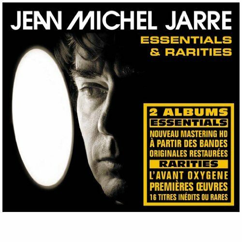 JEAN MICHEL JARRE - Essentials & Rarities - Double CD Set