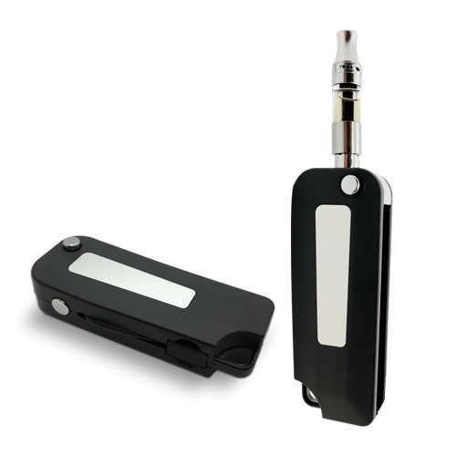 Concealable Snap/open Vaporizer-Pen Battery w/USB Charger 510 Thread keybox
