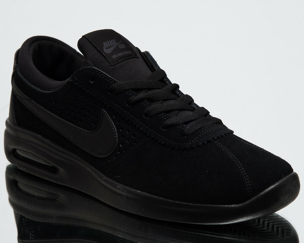 f7bd4c45f9ac8b Details about Nike SB Air Max Bruin Vapor Men New Shoes Black Anthracite  Sneakers 882097-003