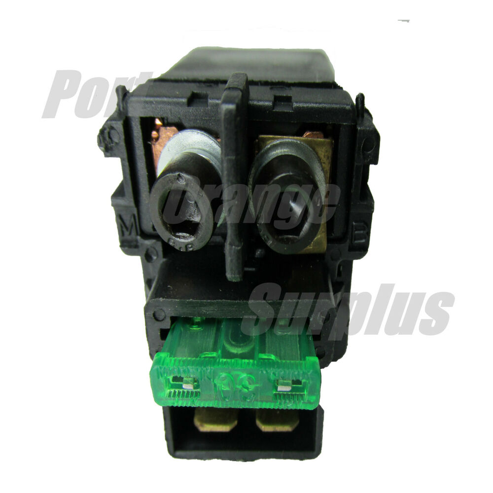 new starter solenoid relay kawasaki vn1500 vulcan c1500. Black Bedroom Furniture Sets. Home Design Ideas