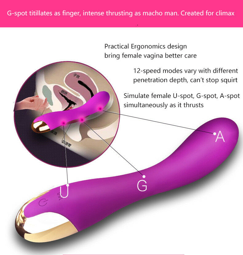 How to use a gspot vibrator