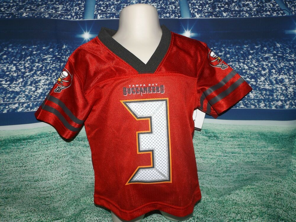 1204db706 Details about Tampa Bay Buccaneers NFL Kids Team Apparel Football Jersey