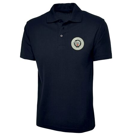 img-French Army Polo Shirt, Commando Entrainement Inspired Embroidered Polo Top