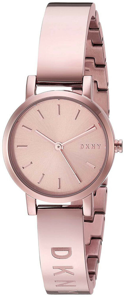 659cf9fdeb4 Details about DKNY NY2308 Soho Rose Gold Dial Rose Gold Stainless Steel  Women s Watch