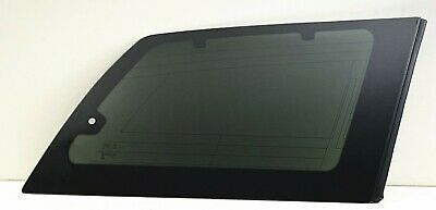Fits 2004-2010 Toyota Sienna Passenger Right Side Quarter Window Glass Movable