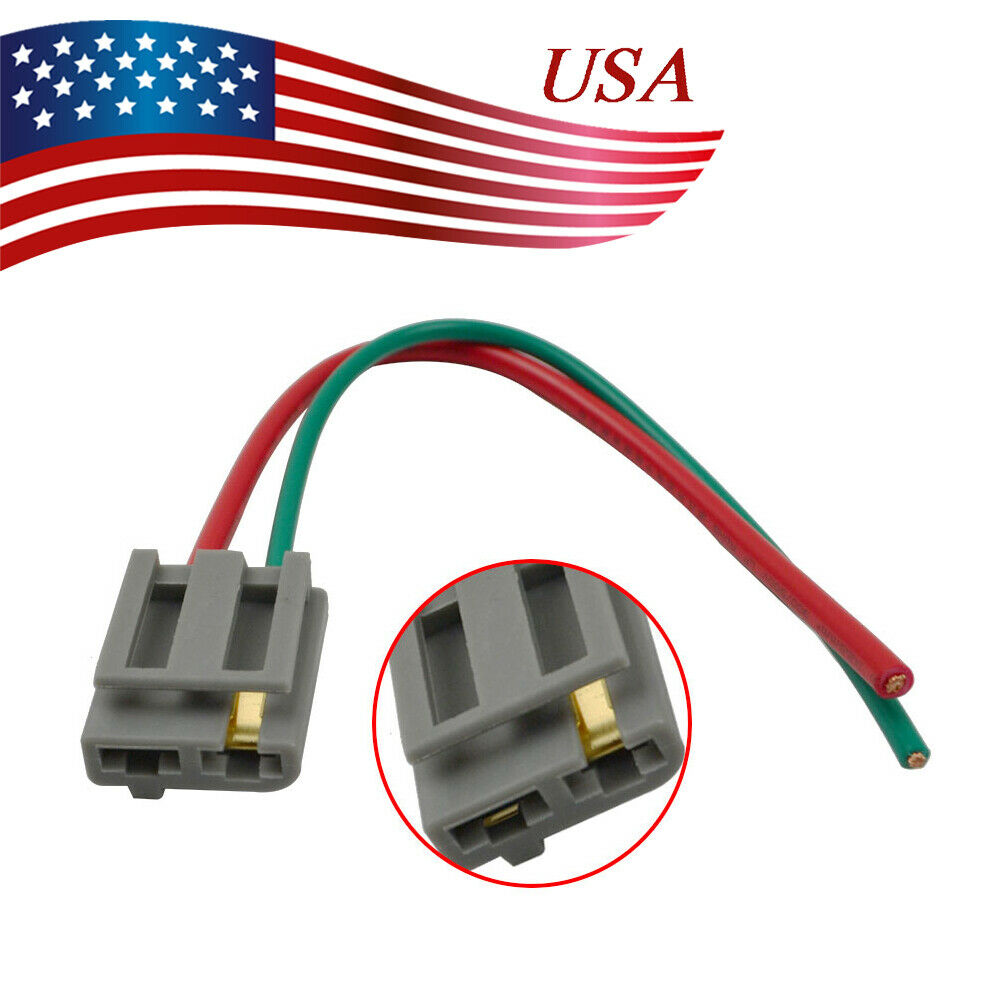 Hei Distributor Wire Harness Pigtail Dual 12v Power Tach Connector 1961 Cadillac Wiring For Gm Gmc Ebay