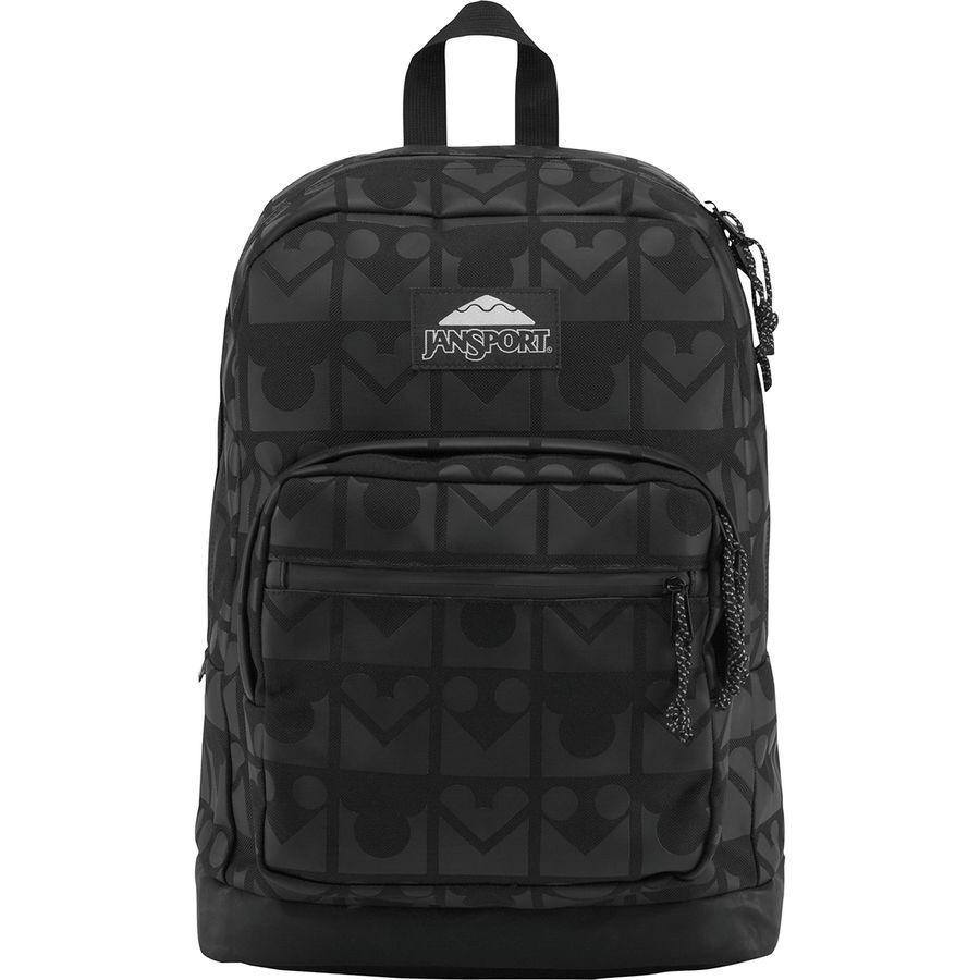 3dc5745155c Details about JanSport Disney Black Ops Right Pack SE Unisex Backpack BRAND  NEW CUTE RARE