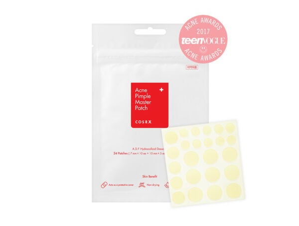 Cosrx Acne Pimple Master Patch, 24 Patches/US Free Shipping