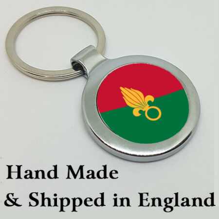 img-French Foreign Legion Key Ring - A Great Gift