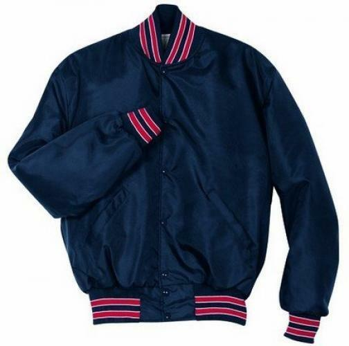 33b5961fd0587f Details about Heritage Nylon Jacket From Holloway Sportswear
