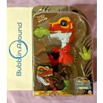 FINGERLINGS TREX Ripsaw red Authentic WowWee Untamed