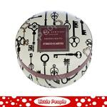 Scented Candle Tin Wax Lyrical Fired Earth Emperor's Red Tea