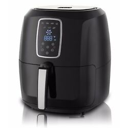 Kyпить XL 5.5 QT Digital Electric Air Fryer with LED Touch Display- Open box 1804 на еВаy.соm