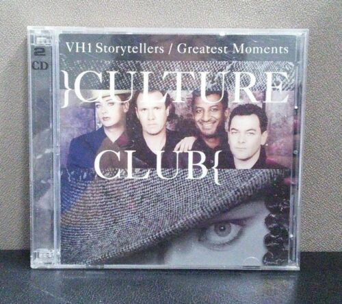 Culture Club : VH1 Storytellers / Greatest Moments    (CD)   LIKE NEW   DB6583