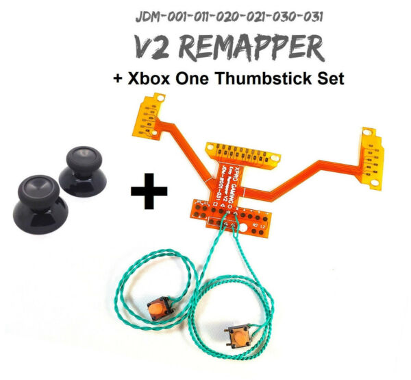 Facile Remapper V2 Remap Chip pour PS4 Contrôleur Scuf Paddles + Xbox One Cartes