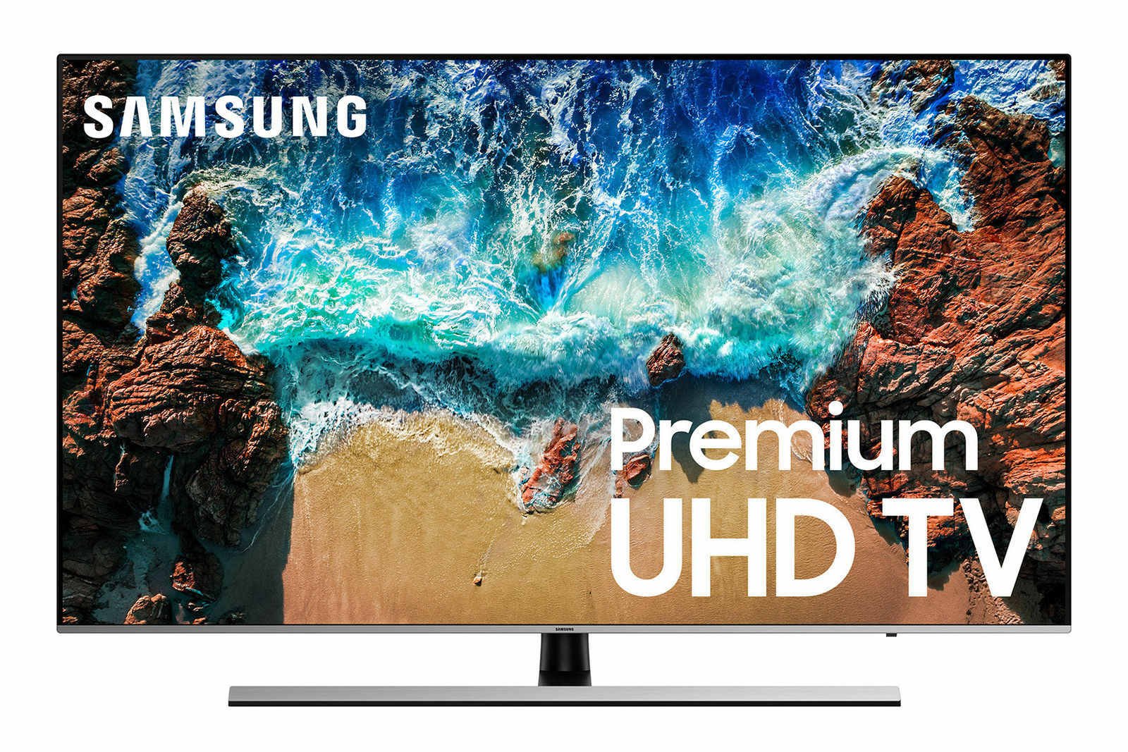 UPC 887276256368 product image for Samsung Un55nu8000fxza 55in Class Nu8000 Smart 4k Uhd Tv 54.6-in Led-lcd Led | upcitemdb.com