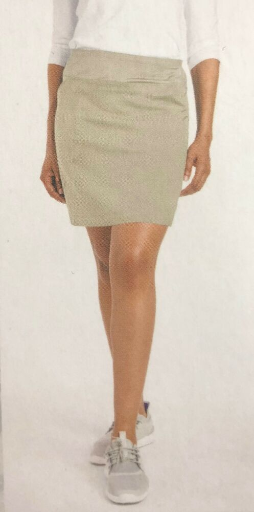 a9ee51839a Cypress Club Women's Pull-On Skort Skorts VARIETY Size & Colors! | eBay