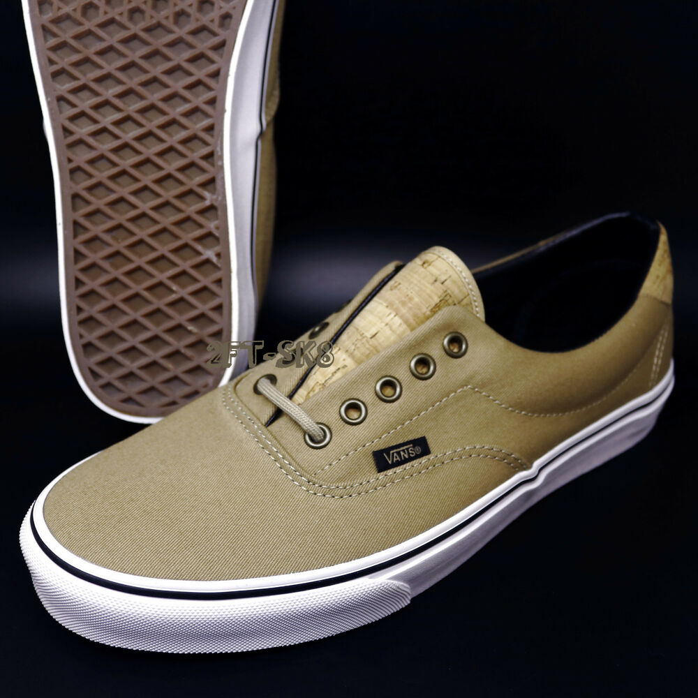 Details about VANS ERA 59 CORK TWILL INCENSE MEN S SKATE SHOES  chukka  authentic S8915.138 d9aeaeea3509