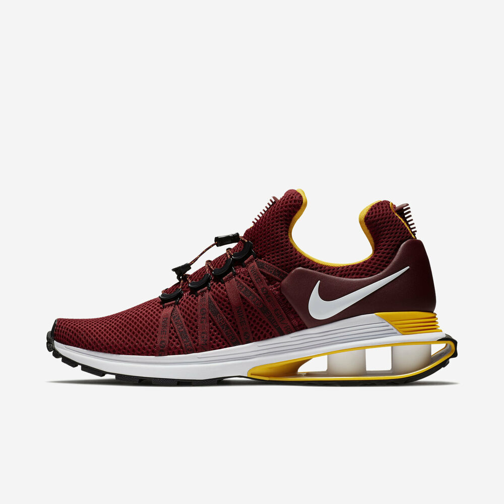 600 9 Maat 12 5 Gravity Shox Gold Maroon Shoe 8 Red Nike Ar1999 Cwtn7XqUx
