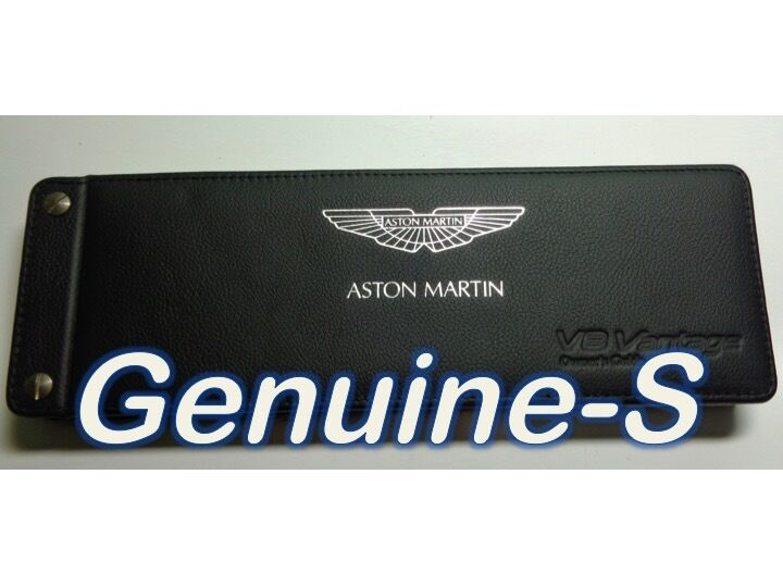 Oem 2008 Aston Martin Owners Manual Owner S Manual V8 V 8 border=