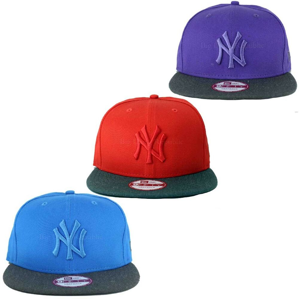 Details about New Era MLB 9Fifty NY new York Yankees Snapback Phillies Baseball  Cap Truckers acd0ad1e05