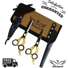 Professional Hair Cutting Japanese Scissors Barber Stylist Salon Shears 6.5