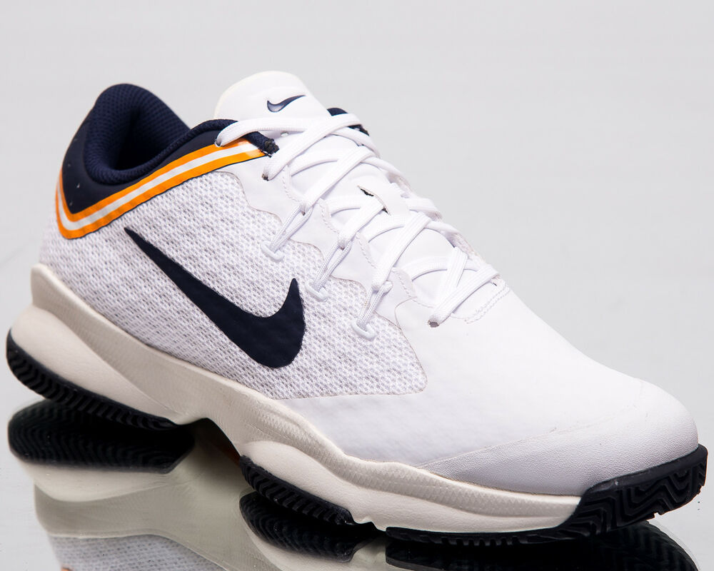 2e0616ff2fea Details about Nike Air Zoom Ultra HC Men Tennis Shoes White Blackened Blue  845007-180
