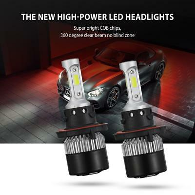 H13 LED Headlight Bulb for Dodge Ram 1500 2500 3500 Resistor Decorder Error Free