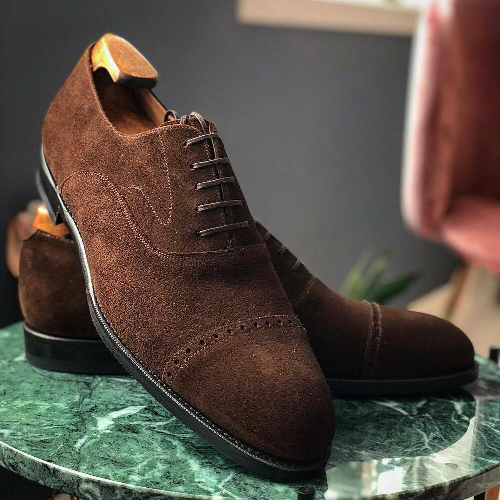 871fa3dcc691d Details about Handmade Oxford Shoes