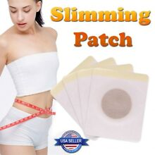30PCS Magnetic Slim Slimming Patch Diet Weight Loss Detox Adhesive Pads Burn Fat