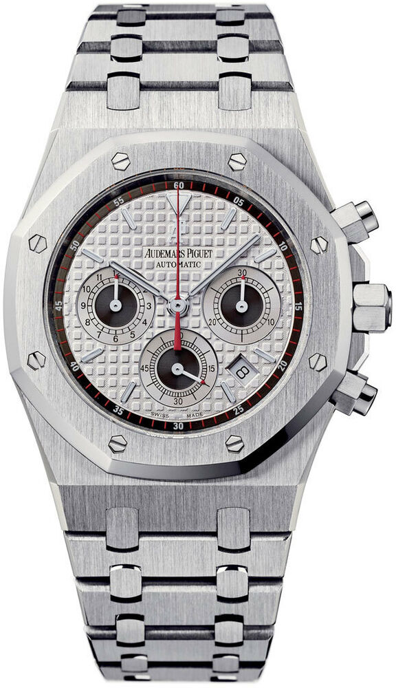 ab1f08963a5 Details about Audemars Piguet Royal Oak Chronograph Panda Dial 39mm Steel  26300ST.OO.1110ST.06