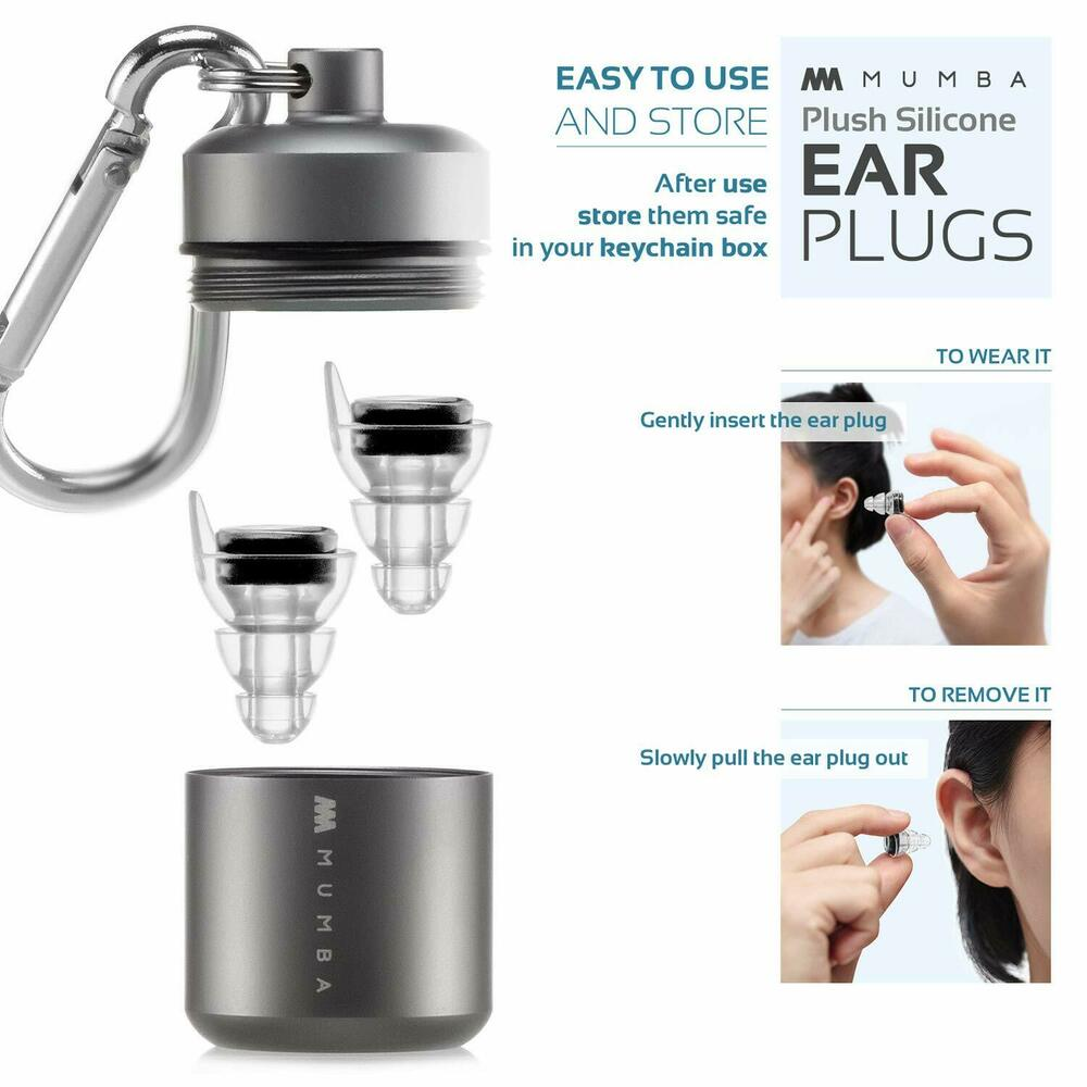ikonify noise cancelling ear plugs hearing protection. Black Bedroom Furniture Sets. Home Design Ideas